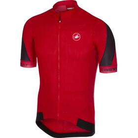 Castelli Volata 2 FZ Jersey Men red/black